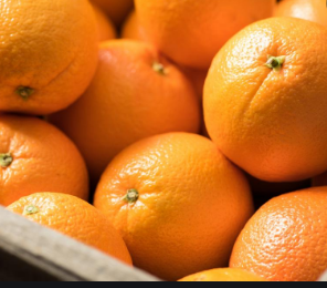 Orange fruit health benefit or disadvantage